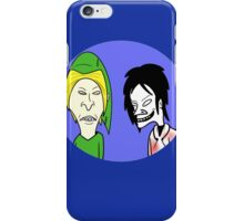 Jeff and Ben iPhone Case/Skin