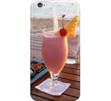 Cocktail drinks iPhone Case/Skin