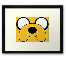 Adventure Time - Jake the Dog Framed Print