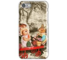 Picnic in the Park iPhone Case/Skin