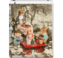 Picnic in the Park iPad Case/Skin