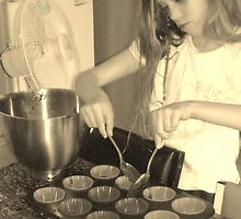 Baking by Margaret Walker
