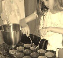 Baking by Margaret Walker