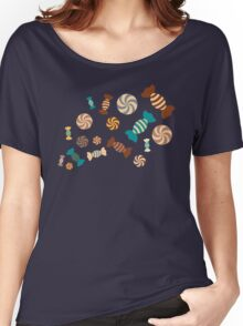 Chocolate Sugar Crush Women's Relaxed Fit T-Shirt