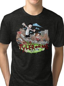 Tyler and Me Tri-blend T-Shirt