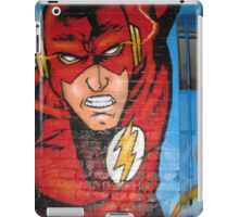 Hero graffiti iPad Case/Skin