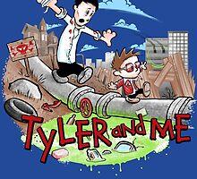 Tyler and Me by kgullholmen