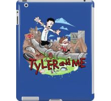Tyler and Me iPad Case/Skin