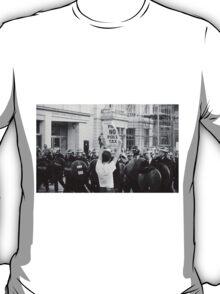Poll Tax protestor, London T-Shirt