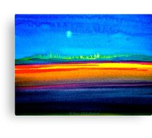 Landscape...Serenity Canvas Print