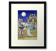 Queen of Cups Framed Print