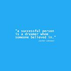 """""a successful ... by hennydesigns"