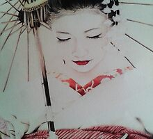 Geisha #1 by maryaliceart