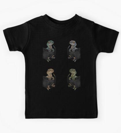 Pocket Protector - Pack Kids Tee