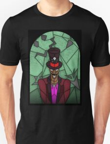 Voodoo Doctor - stained glass villains T-Shirt