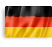 German Flag Canvas Print