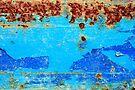 Blue Savannah Mountian Volcano by richman