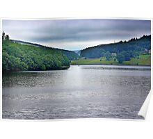 Ladybower Reservior - Peak District. Poster