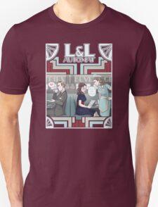 Agent Carter - Cozy Diner Times Unisex T-Shirt