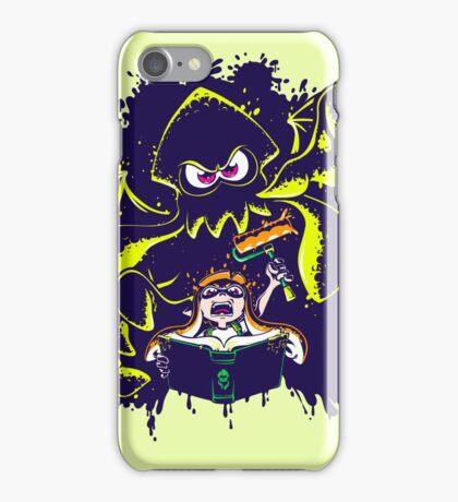 Splathoolu! iPhone Case/Skin