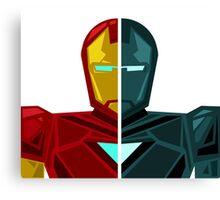 Mr Stark Canvas Print