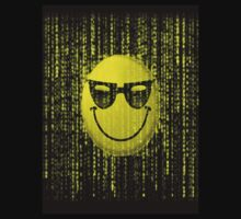 Enter The Smiley (yellow) by creativenergy