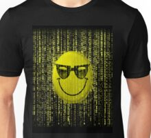 Enter The Smiley (yellow) Unisex T-Shirt