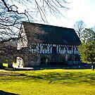 Hospitium - Museum Gardens - York by Trevor Kersley