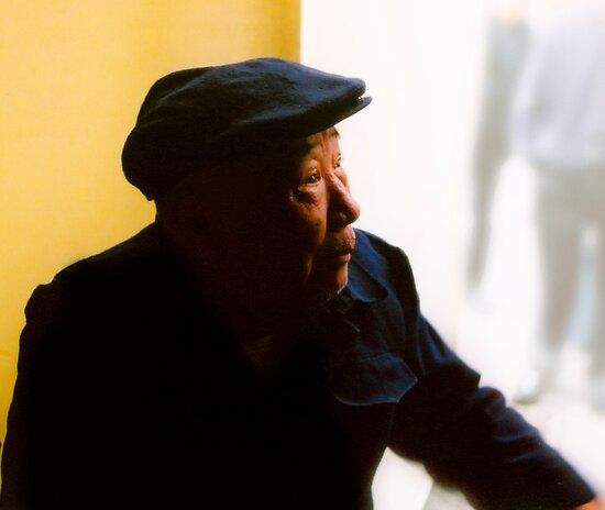 Daydreaming in Beijing by Andrew Jones