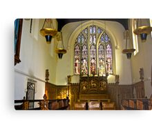 St Olave's - Marygate - York Metal Print