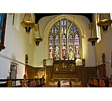 St Olave's - Marygate - York Photographic Print