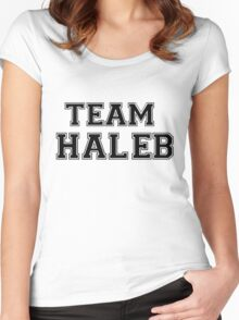 Pretty Little Liars Team Haleb Women's Fitted Scoop T-Shirt