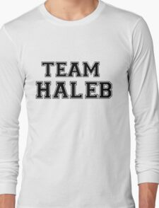 Pretty Little Liars Team Haleb Long Sleeve T-Shirt