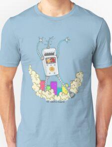 Be Careful. Colourful Robots! T-Shirt