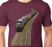 Pilbara iron ore Train Unisex T-Shirt