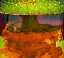 Bubble tree by Mark Malinowski