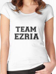 Pretty Little Liars Team Ezria Women's Fitted Scoop T-Shirt
