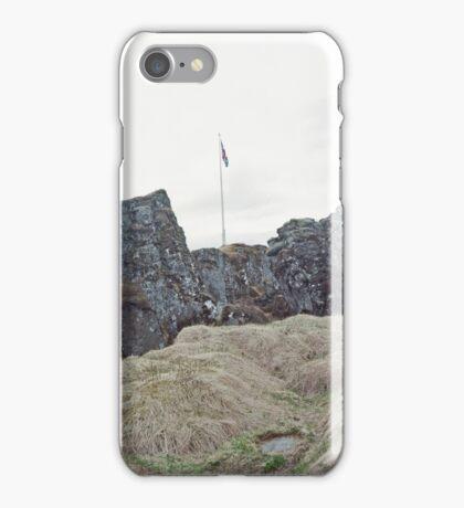 Flagpole iPhone Case/Skin