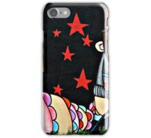 Mural in Denver iPhone Case/Skin