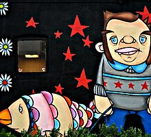 Mural in Denver by Jackson Killion