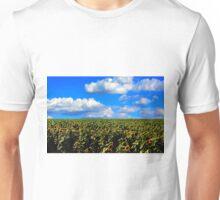 Sunflower Maze Unisex T-Shirt