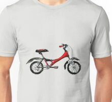Painted Bicycle 2 Unisex T-Shirt