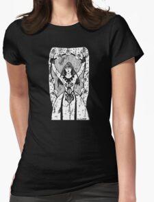 Bitter Presence  Womens Fitted T-Shirt