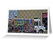 Denver Street Art Greeting Card