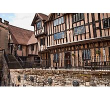 Lord Leycester Hospital Photographic Print