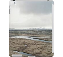 Emptiness of a Landscape iPad Case/Skin