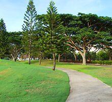 Mt. Malarayat Golf Course  by walterericsy