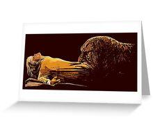 Kristen , Freddy Greeting Card