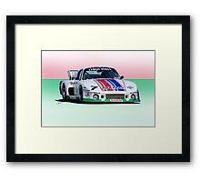 1979 Porsche 935J IMSA GT Framed Print