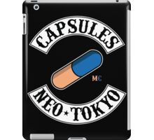 Neo Tokyo Capsules (Akira) iPad Case/Skin